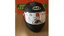 CASCO BLADE SV SOLID NEGRO MATE