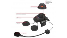 BLUETOOTH INTERCOMUNICADOR DUAL PACK