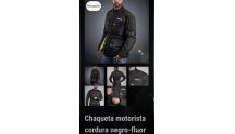 Chaqueta Moto INVICTUS Anibal