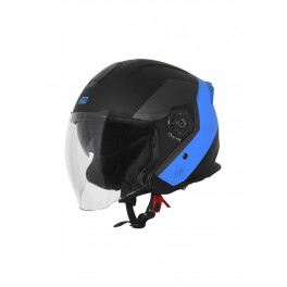 Casco Moto Origine Palio Eko Blue
