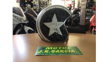 Casco Moto Origine Sprint Rebel Star Grey